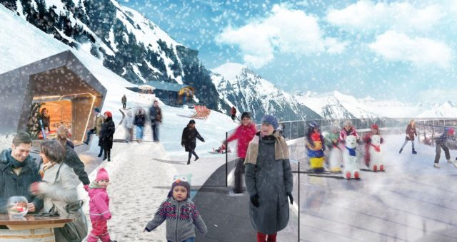 ALPINE ICE Eislaufen am Berg – Messe Interalpin