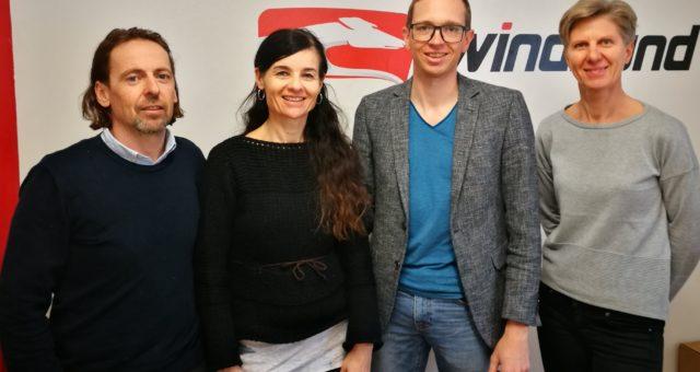 Sportliche Kooperation mit zweifachem Olympiasieger Günther Matzinger